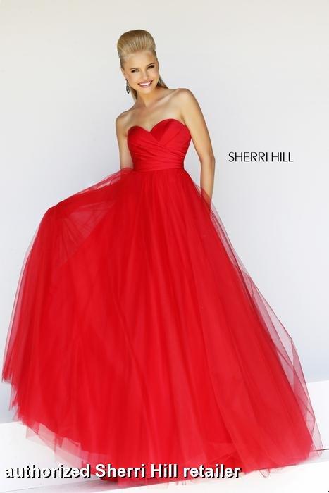 Sherri Hill 11066 Sherri Hill Faulkenbery\'s Bridal & Prom ...