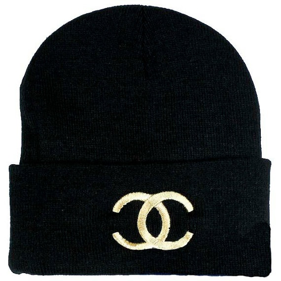 Chanel Beanie Hat from TheTshirtShop on Storenvy