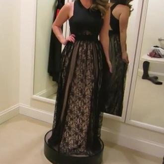 lace dress ball gown prom dress formal dress maxi dress classy dress