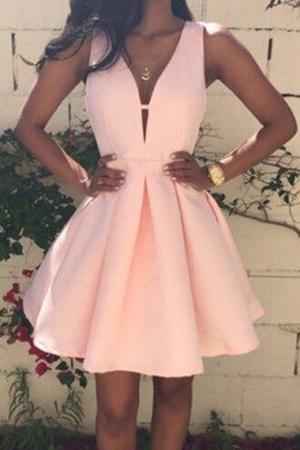 dress pink girly pretty
