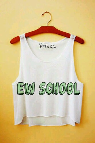 t-shirt shirt top fashion style back to school