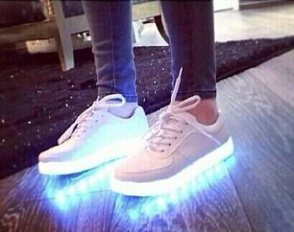 shoes light sneakers light up