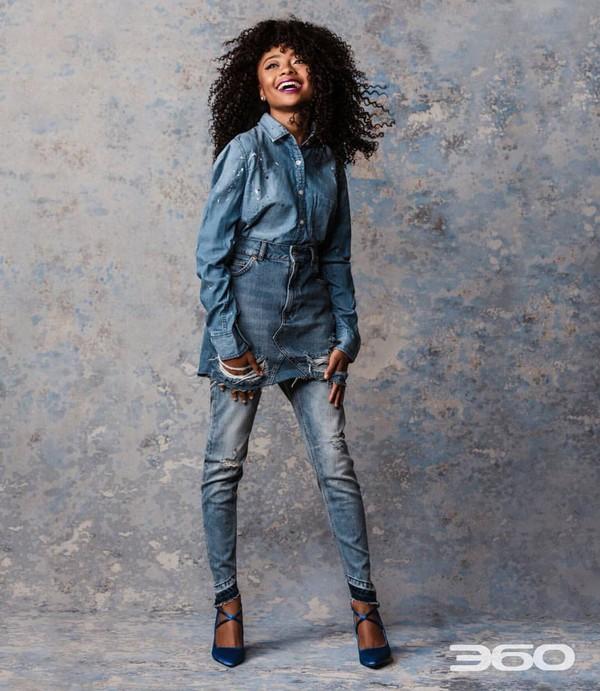 shirt denim denim skirt skai jackson editorial mini skirt jeans skirt shoes