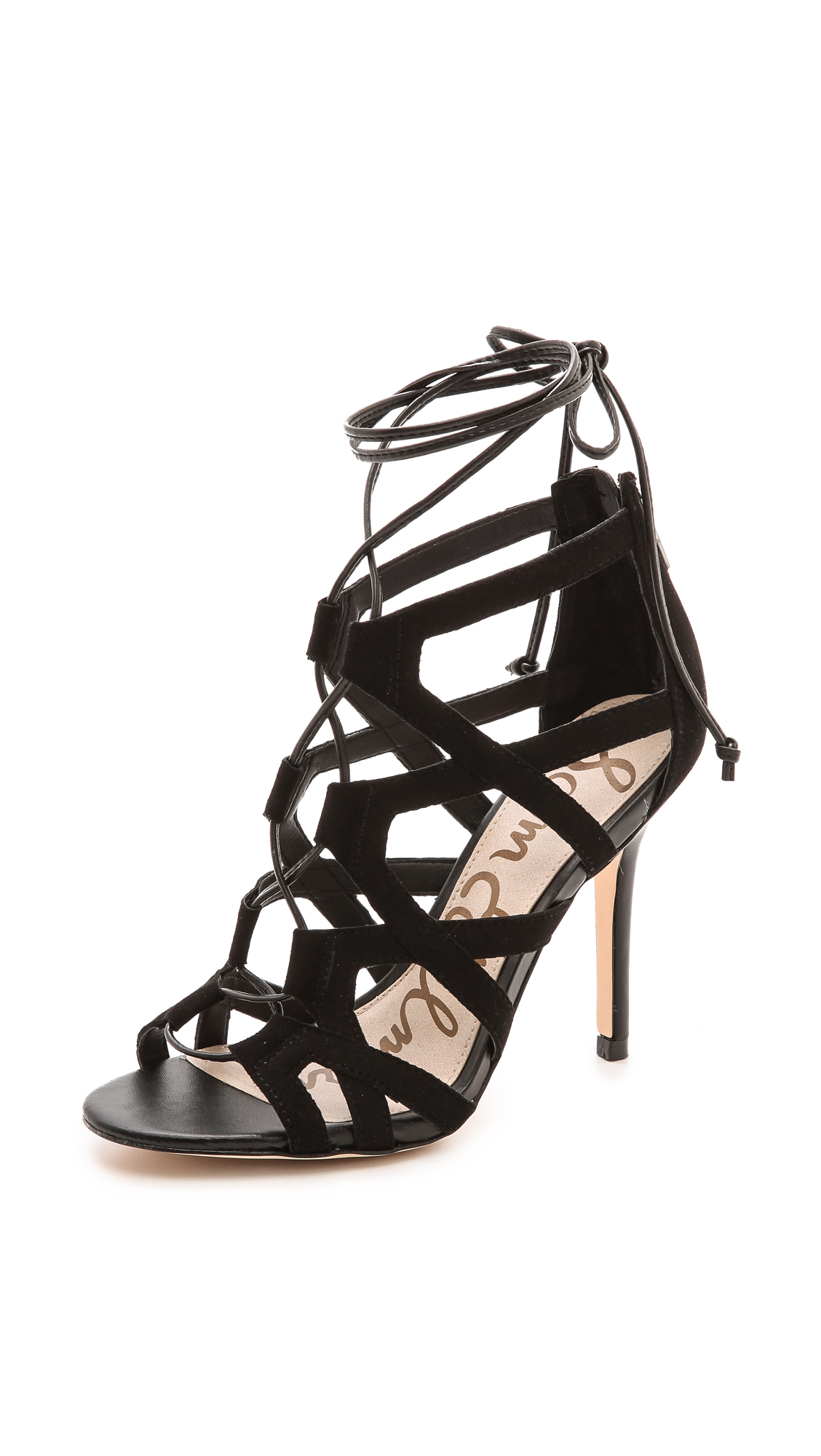 Sam edelman almira lace up sandals