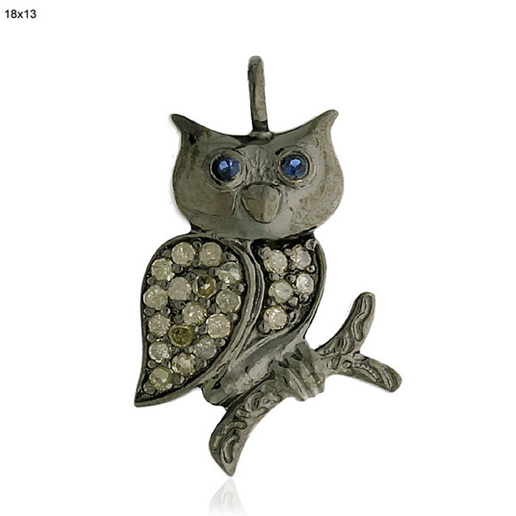 jewels owl gemco designs gemco jewelry owl pendandt diamond pendant silver pendant diamond jewelry diamond handmade jewelry