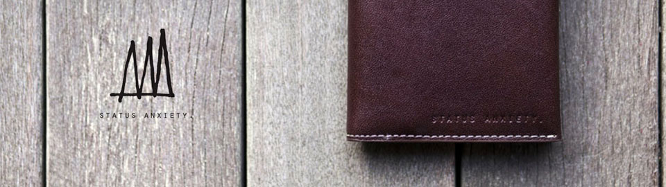 Status Anxiety   Status Anxiety Wallets - THE ICONIC