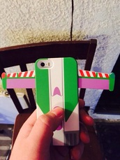 phone cover,buzz lightyear