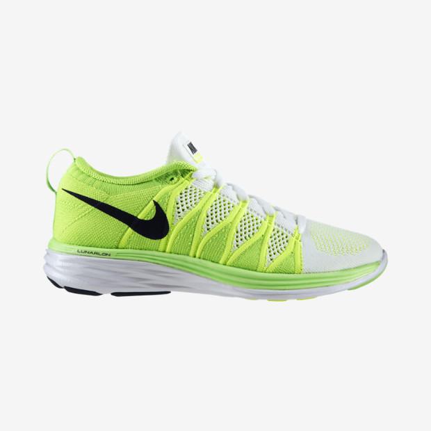 Nike Flyknit Lunar2 Women's Running Shoe. Nike Store