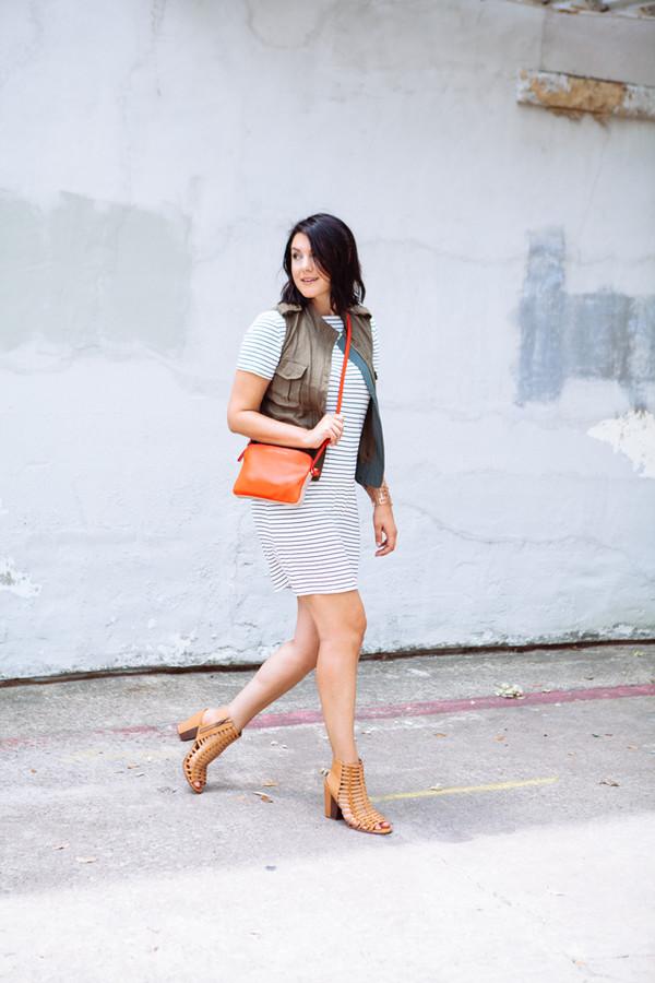 kendi everyday dress jacket bag shoes
