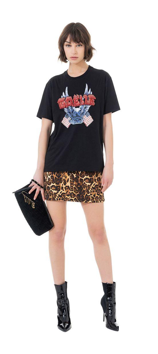t-shirt - gbd4790 - gaelle paris