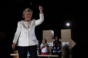 blouse,blazer,white,hillary clinton,first lady outfits