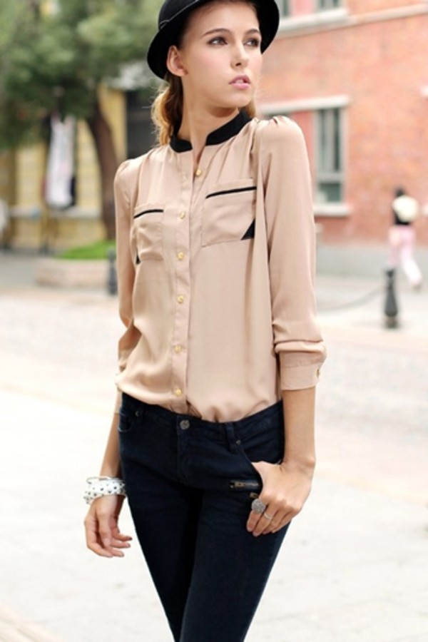 shirt persunmall persunmall shirt blouse clothes