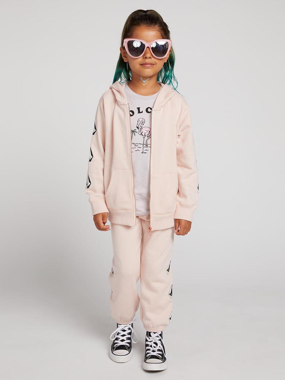 Little Girls Vol Stone Fleece Pants
