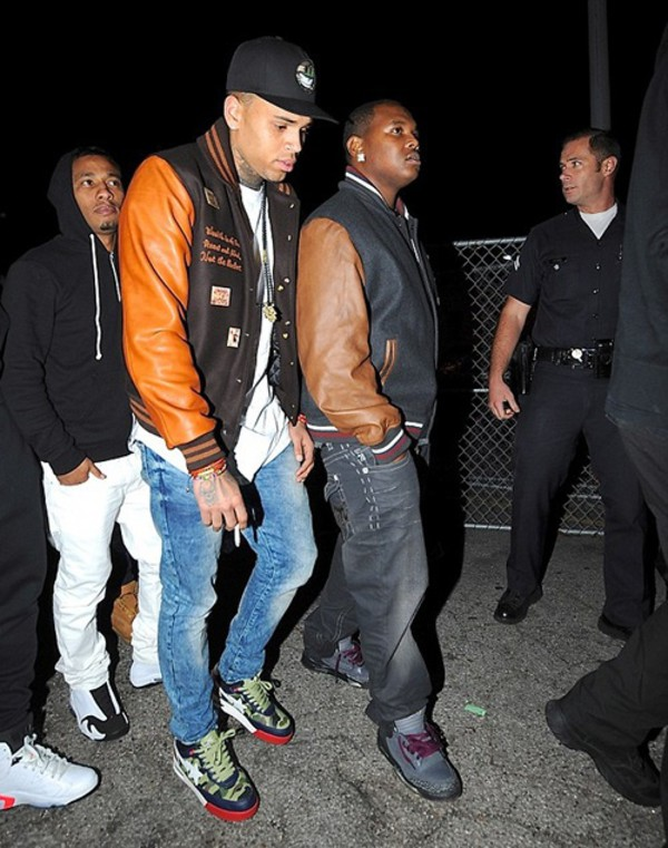 Chris Brown Baseball Jacket - Shop for Chris Brown Baseball Jacket ...
