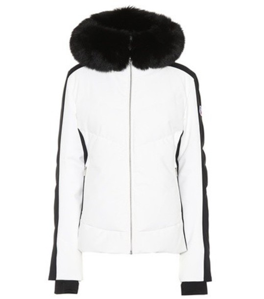 Fusalp jacket white