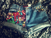 marvel superheroes,shorts