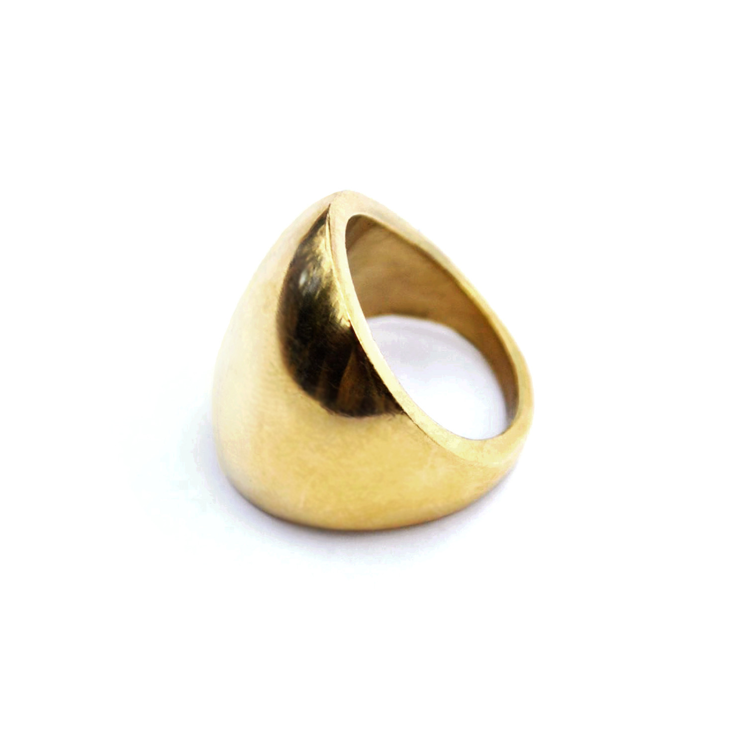 Kuba Brass Ring