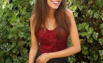 crop tops bustier red burgundy lace lace bustier lace top