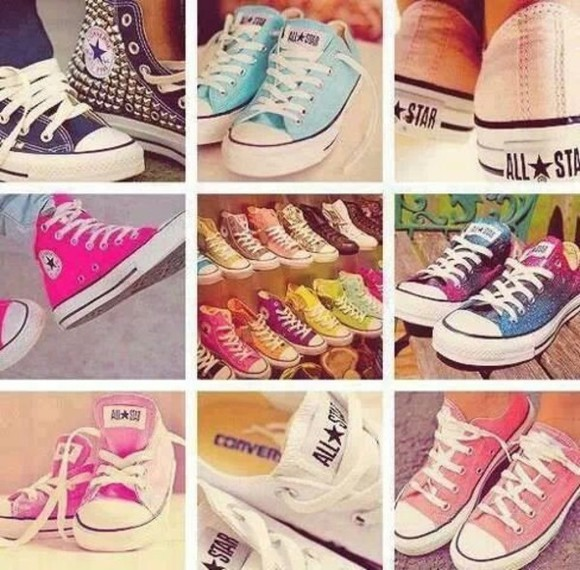 shoes converse nice style mint