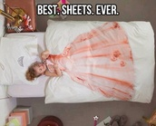 dress,bedding,disney princess,girly,gorgeous,fav,best things ever