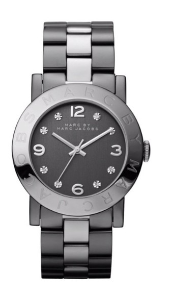 marc by marc jacobs jewels watch grey