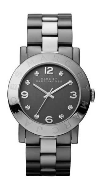 jewels grey watch marc by marc jacobs