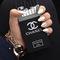 Chanel cigarette box iphone 6/6 plus 5s/5 silicone case