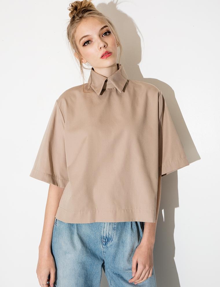 Укороченная Блузка Доставка
