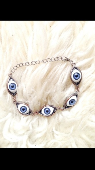 jewels eye urban outfitters bracelets