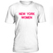 New york women tshirt