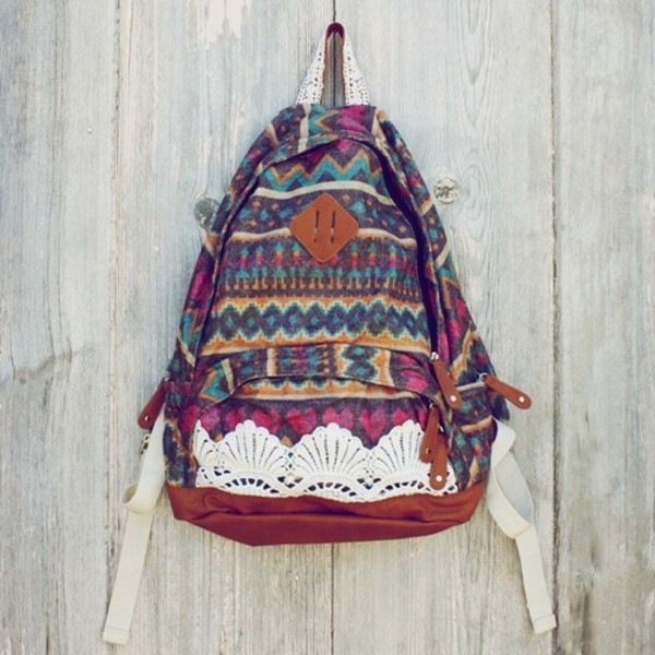 bag lobe live colorful