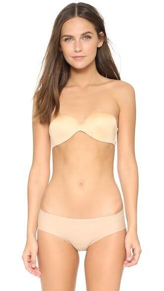 bra strapless nude underwear