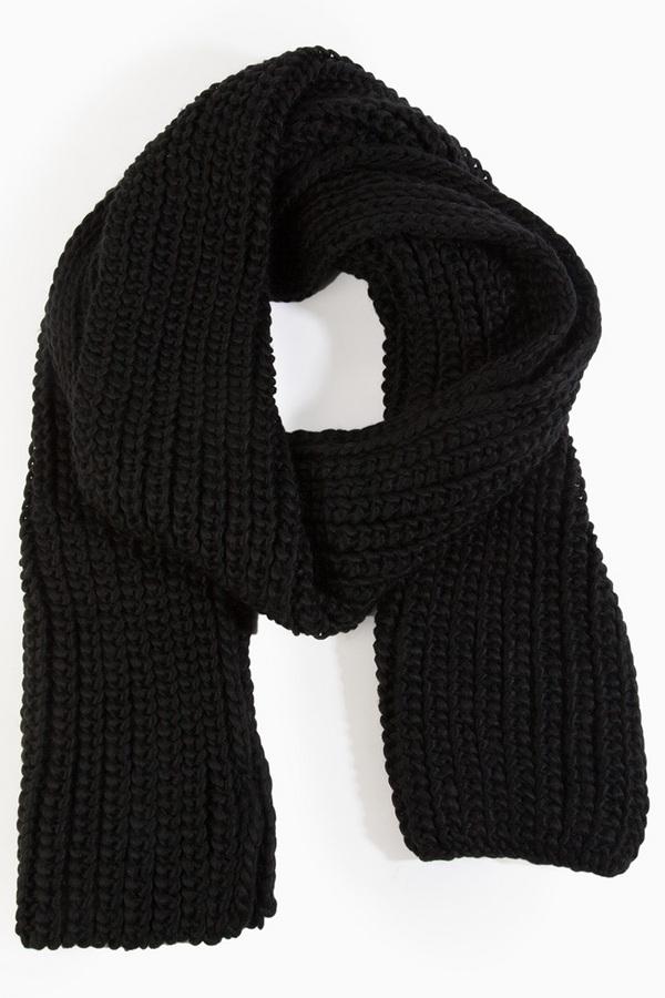 Wonderland Knit Scarf - TOBI