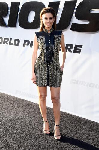 dress shirt dress maria menounos sandals short dress shoes