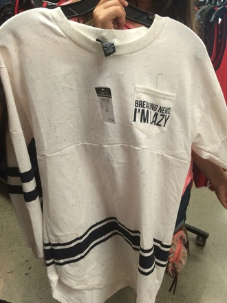 sweater rue 21 cotton white sweater