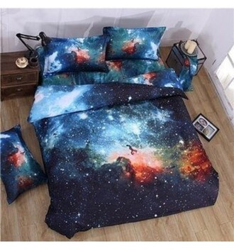 home accessory bedding galaxy bedding set galaxy print