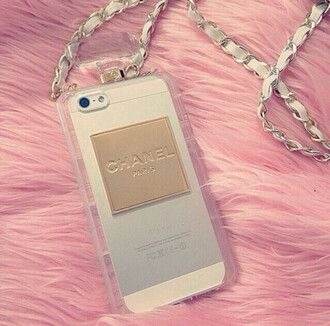 white shop fashion shopping store phone case phone case iphone case perfume bottle perfume bottle case n5 chanel n5 chanel luxury lovely pink fur golden chanel iphone case chanel perfume bottle chanel perfume bottle case iphone chanel