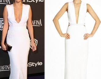 dress selena gomez white dress prom dress wedding dress