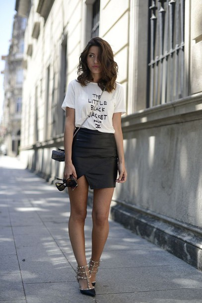 How To Wear, What To Wear with Oversized T–Shirts