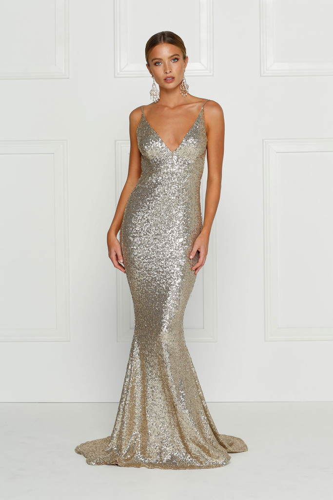 Yassmine Evening Gown by Alamour The Label at Shaide Boutique ...