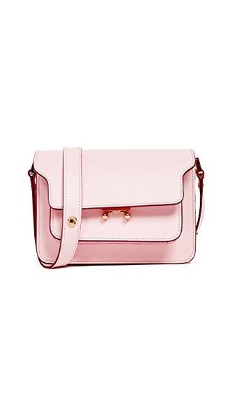 bag shoulder bag rose burgundy