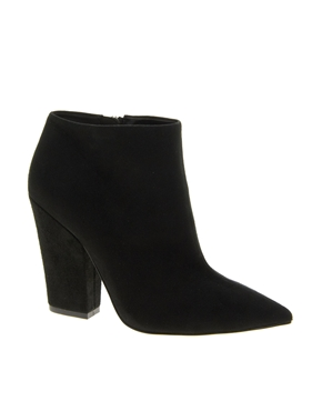 Faith | Faith Sheffield Pointed Ankle Boots at ASOS