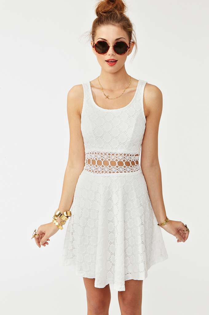 Open Circle Dress | Shop Dresses at Nasty Gal
