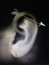 jewels,earrings,cartilage,arrow,jewelry