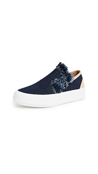sneakers denim shoes