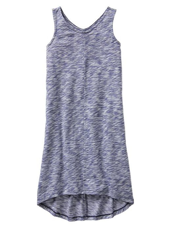 gap slub hi lo maxi dress royal 269 girls dresses 982891001