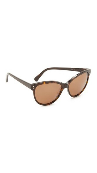 classic sunglasses brown