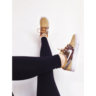 shoes nike janoski brown aztec nike aztec nikes