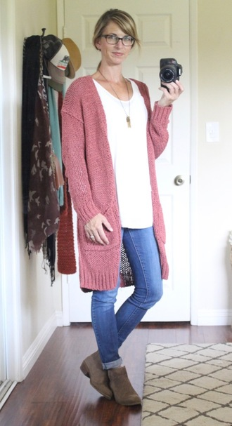 the pleated poppy blogger blouse jeans bag shoes jewels sweater tank top shirt cardigan