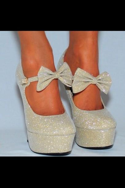 shoes prom shoes high heels platform shoes glitter black heels